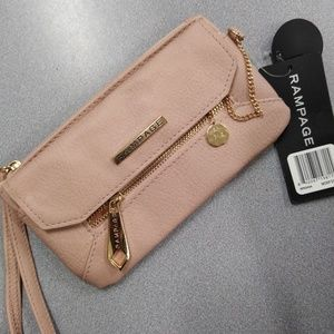 NWT Rampage Full Size Wallet